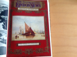 Ingebonden tijdschriften The illustrated London News / Holly leaves / The sphere