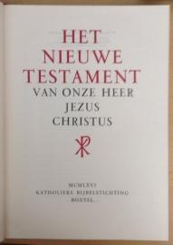 Het Nieuwe Testament van onze Heer Jezus Christus - C.A. Rijke