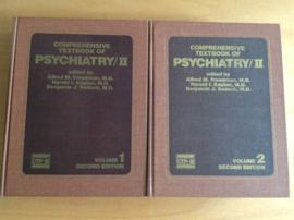 Comprehensive textbook of psychiatry, 2 volumes, compleet - A.N. Freedman e.a.