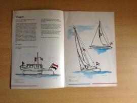 Over varen en vlaggen - A. Pels