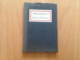 Oorlogsbrieven van Duitsche studenten - P. Witkop