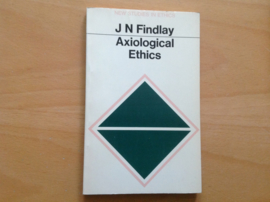 Axiological ethics - J.N. Findlay