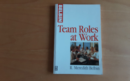 Team Roles at Work - R.M. Belbin