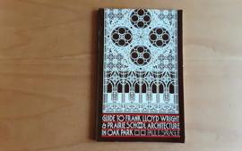 Guide to Frank Lloyd Wright & Prairie School Architecture in Oak Park - P. E. Sprague