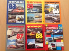 Pakket a 7x Spoorwegen - G. Nieuwenhuis