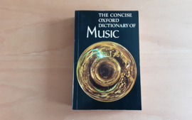 The Concise Oxford Dictionary of Music - P.A. Scholes