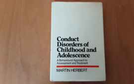 Conduct Disorders of Childhood and Adolescence - M. Herbert
