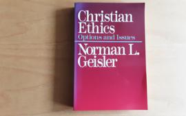 Christian Ethics - N.L. Geisler
