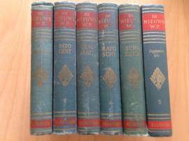 De Nieuwe W.P. in 6 delen (5 delen en een supplement) - H.R. Hoetink / R.F. Lissens