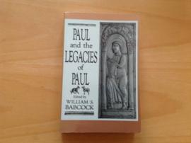 Paul and the Legacies of Paul - W.S. Babcock
