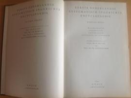 Eerste Nederlandse Systematisch Ingerichte Encyclopaedie, 12 delen - H. de Vos / Ph. Kohnstamm