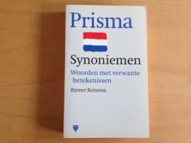 Prisma synoniemen - R. Reinsma