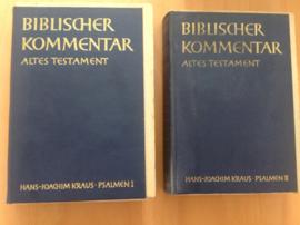 Biblischer Kommentar altes Testament XV - Psalmen, 2 delen - H.-J. Kraus