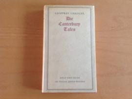 Die Canterbury Tales - G. Chauser