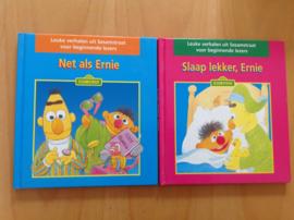 2 Boeken over Ernie