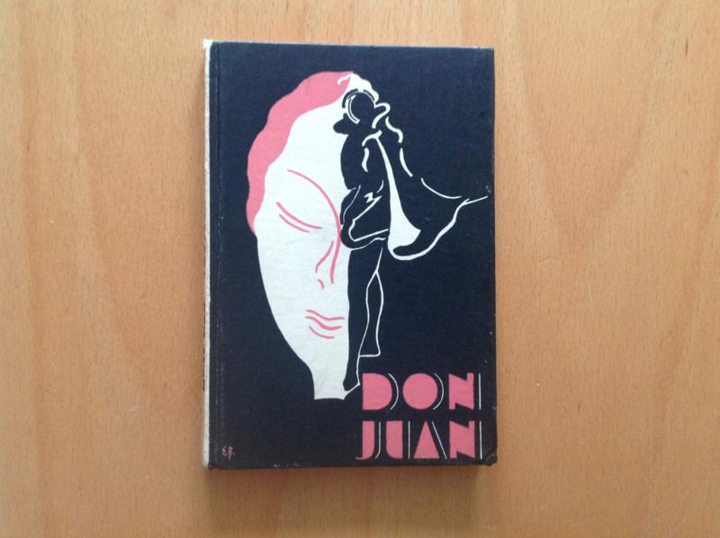 Don Juan. Een moderne legende - E. Reitsma