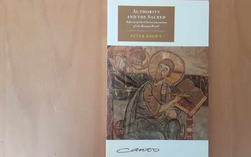 Authority and the Sacred - P. Brown