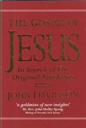 The gospel of Jesus - J. Davidson