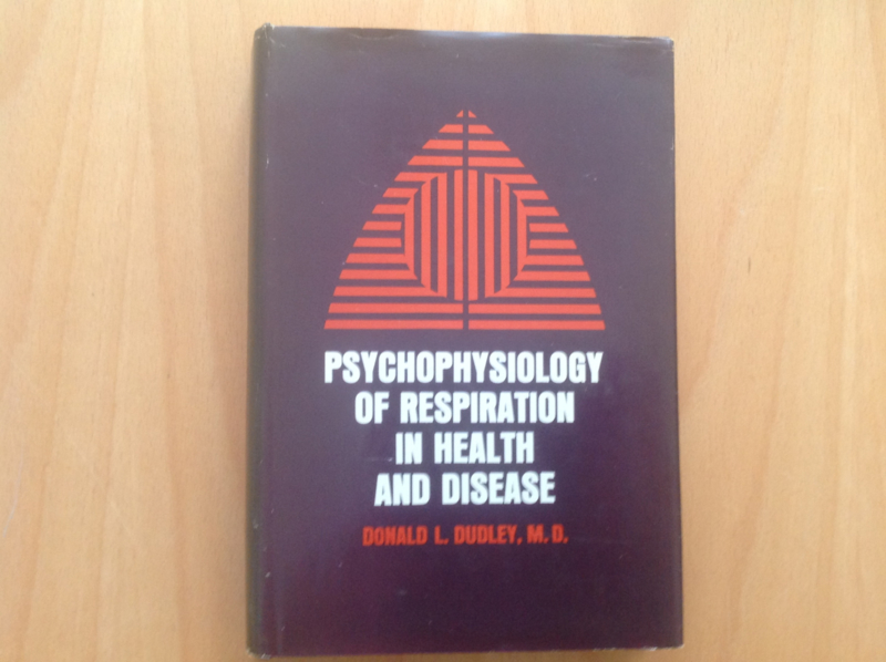 Psychophysiology of respiration in health and disease - D.L. Dudley