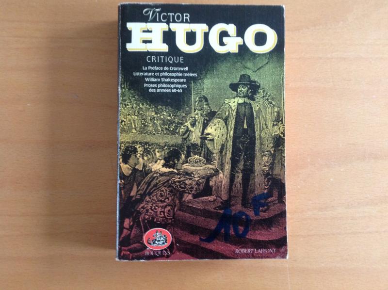Critique - V. Hugo