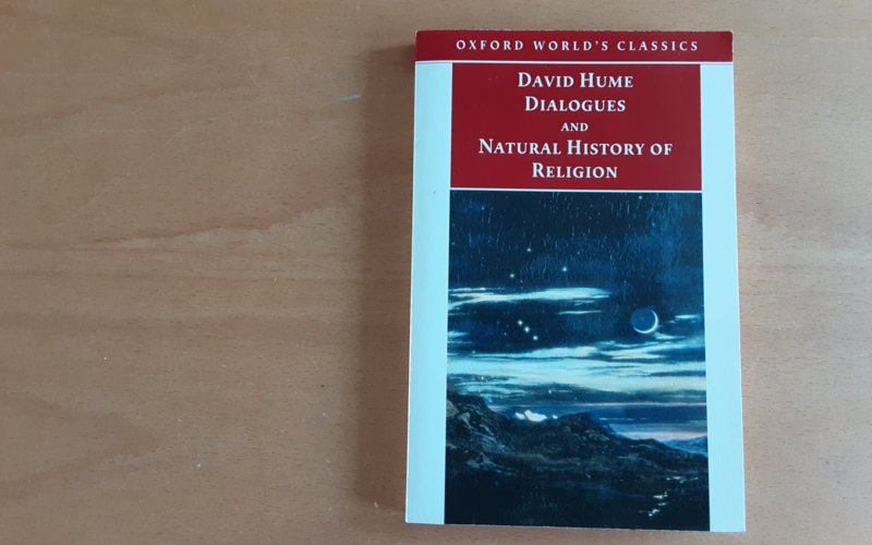 Principal Writings on Religion including  Dialogues Concerning Naturel Religion and ...