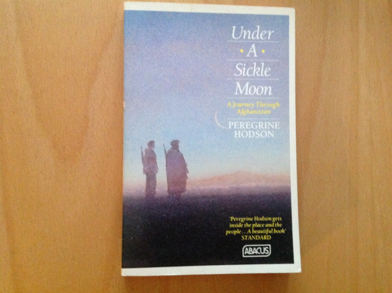 Under a sickle moon - P. Hodson
