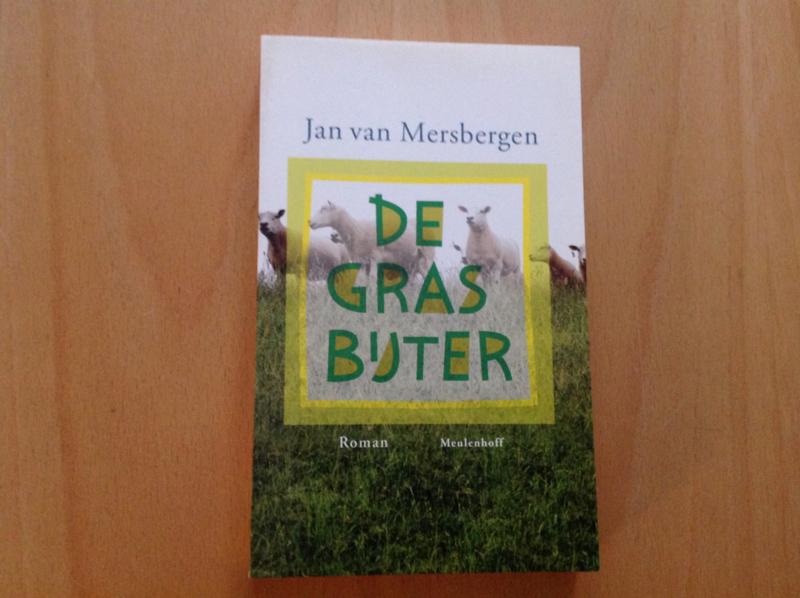 De grasbijter - J. van Mersbergen