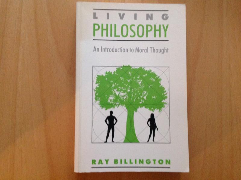 Living philosophy - R. Billington