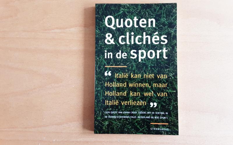 Quoten & cliches in de sport - M. van Ham
