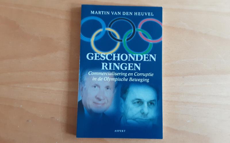 Geschonden ringen - M. van den Heuvel