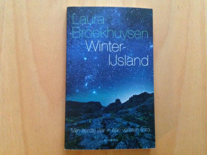Winter-IJsland - L. Broekhuysen