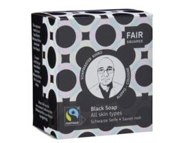 Gezichtszeep - Alle huidtypes - Zwarte zeep