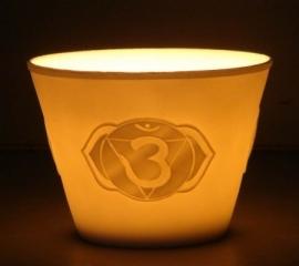 sfeerlicht ajna 6de chakra