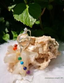 Pendel kristal chakra