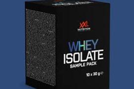Whey Isolaat Sample Pack (10x30 gram)