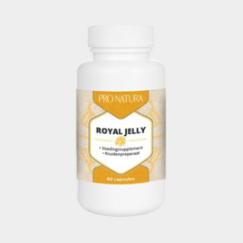 Pro-Natura Royal Jelly 350 mg. 60 caps