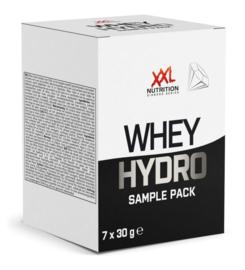Whey Hydro Sample Pack (7x30 gram)