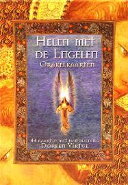 Helen met de engelen.