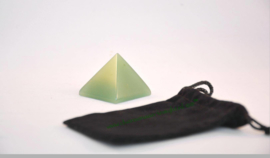 Jade Groen Piramide