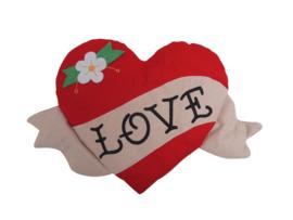 Knuffelig hart - valentijn