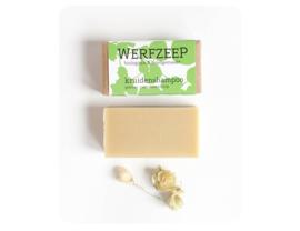 Werfzeep Vegan Kruiden Shampoo - 100 gr - Kruiden shampoo