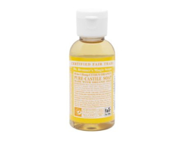 Liquid Soap - 60 ml - Citrus Orange
