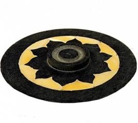 wierookbrander zeepsteen Lotus