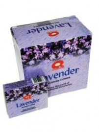 wierook kegeltjes lavender