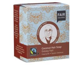 Shampoo Blok Vet Haar - Vet haar - kokos