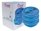 Navul Filters voor O-Well 3 st.