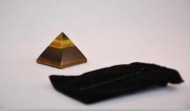 Tijgeroog Piramide