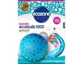 Ecoball XL - 1000 wasbeurten - Jasmine