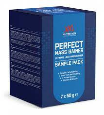 Perfect Mass Gainer Sample Pack (7x50 gram)