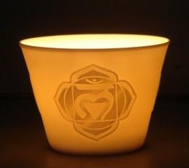 sfeerlicht Muladhara 1ste chakra